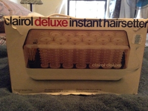 Clairol Deluxe Electric Rollers